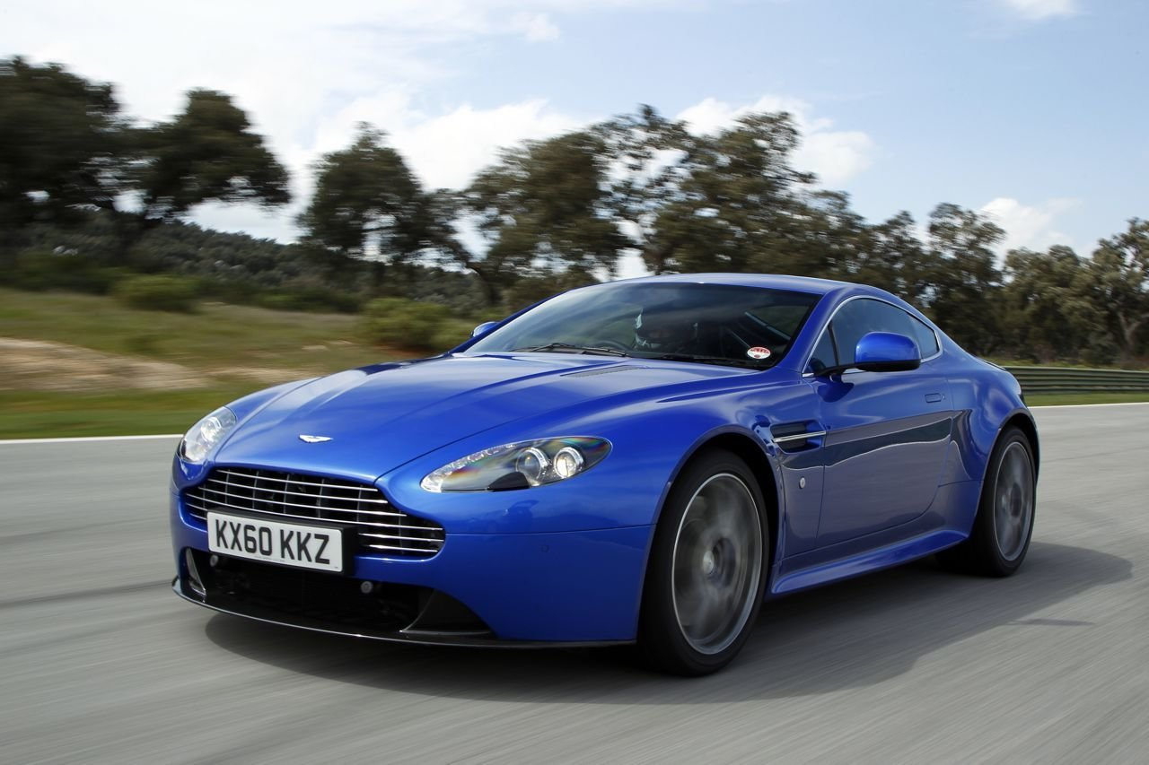 Latest Aston Martin New Cars 2012 Photos 1 Of 9 Free Download