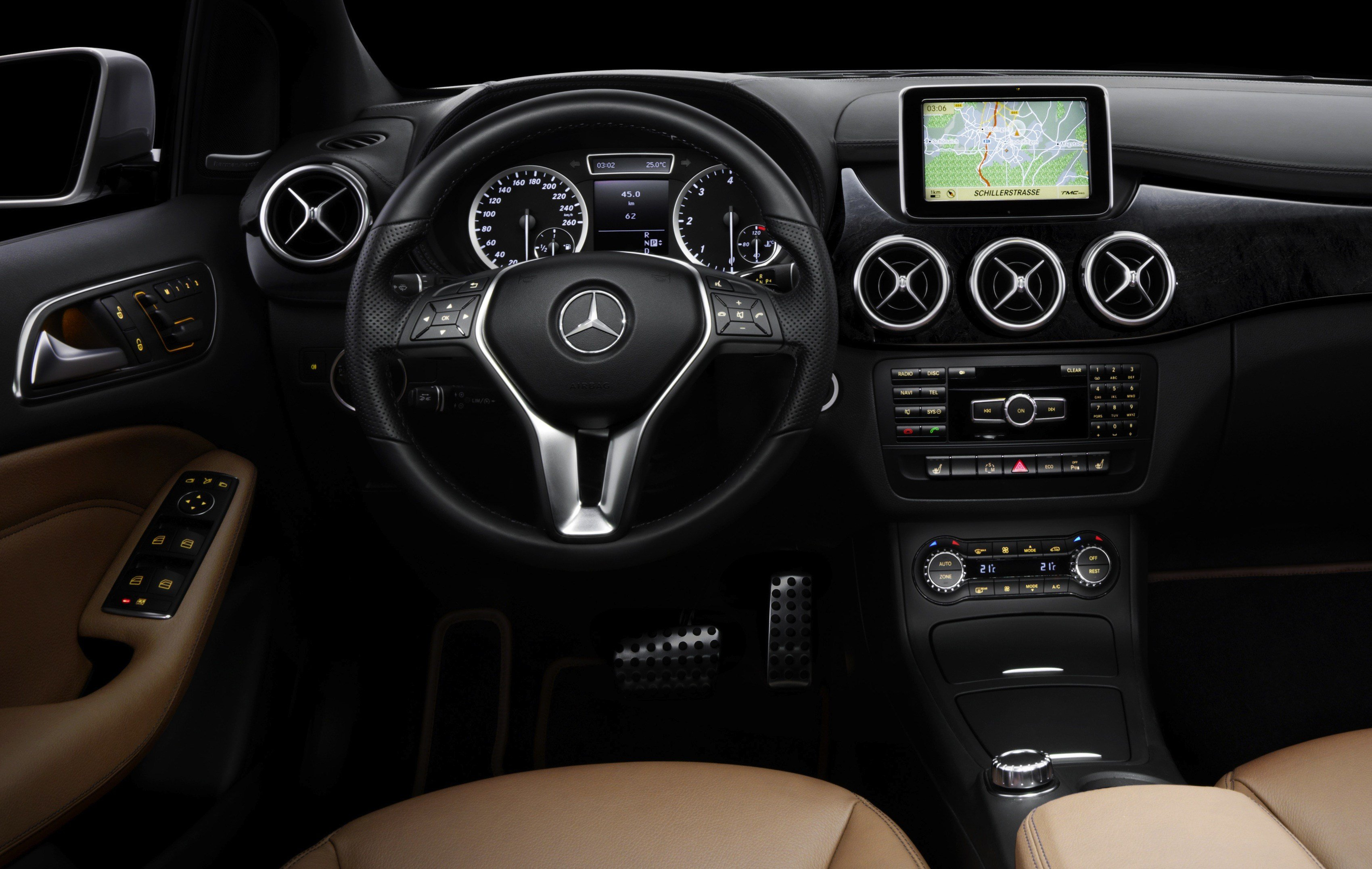Latest Mercedes Benz B Class Review Caradvice Free Download