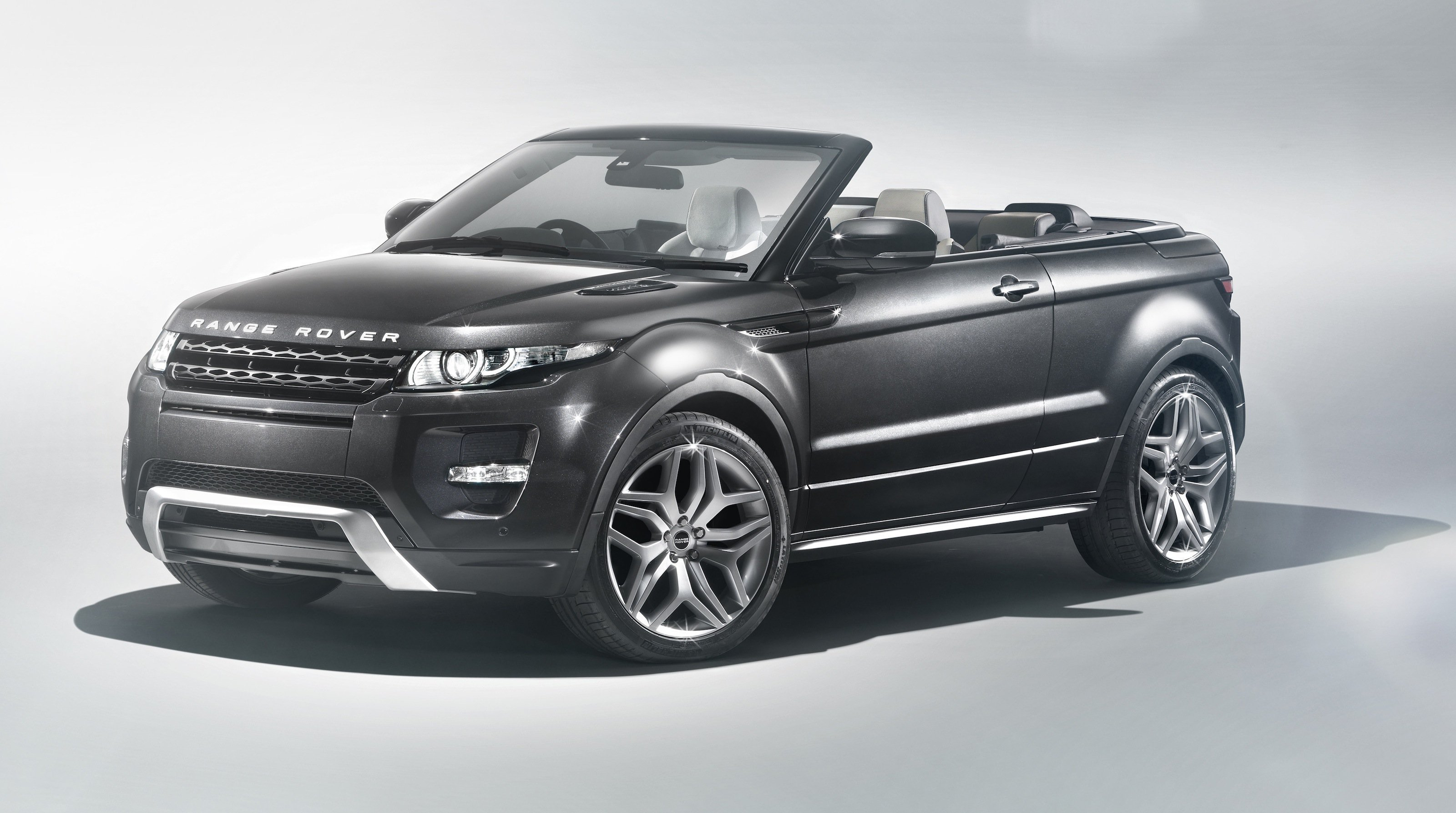 Latest Range Rover Evoque Convertible Land Rover Keen To Build Free Download