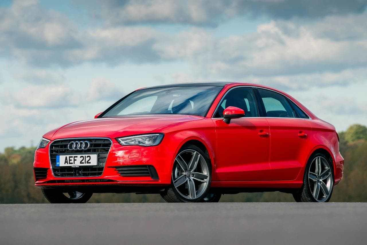 Latest Audi A3 Saloon Cars Free Download