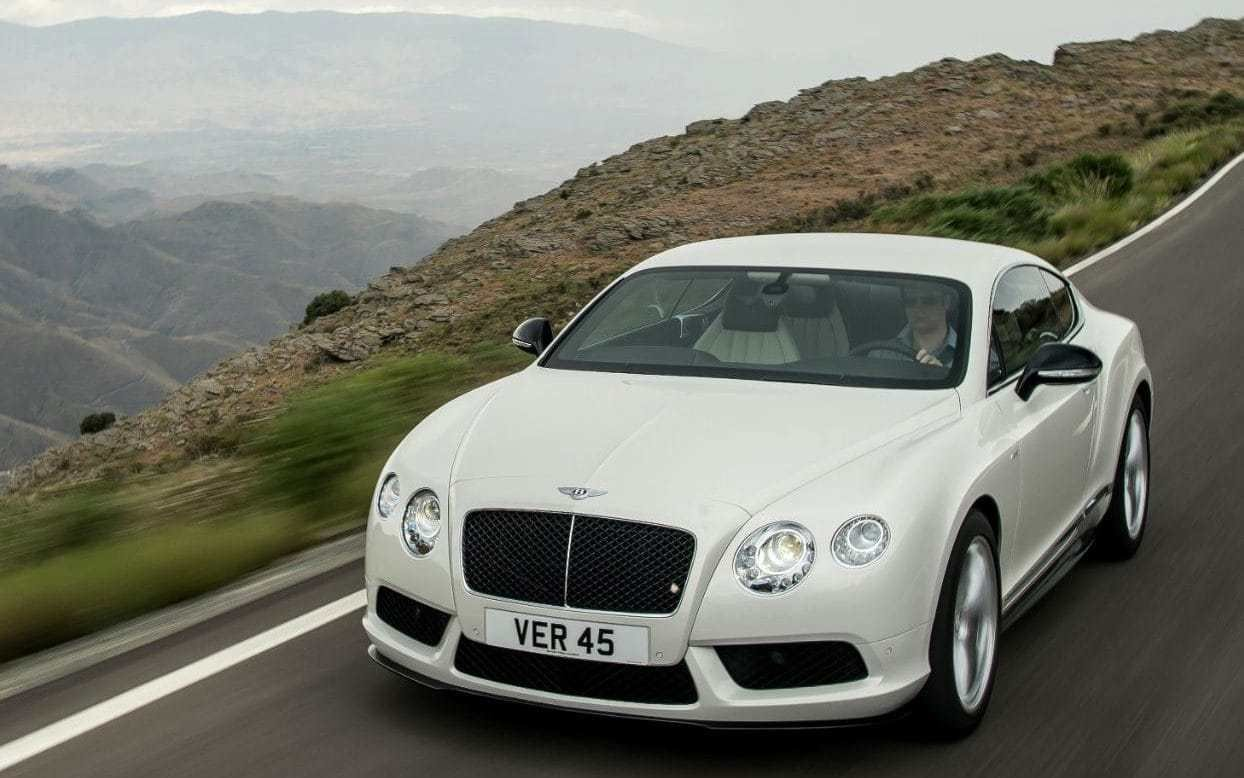 Latest Bentley Continental Gt The Car That Saved The Company Free Download
