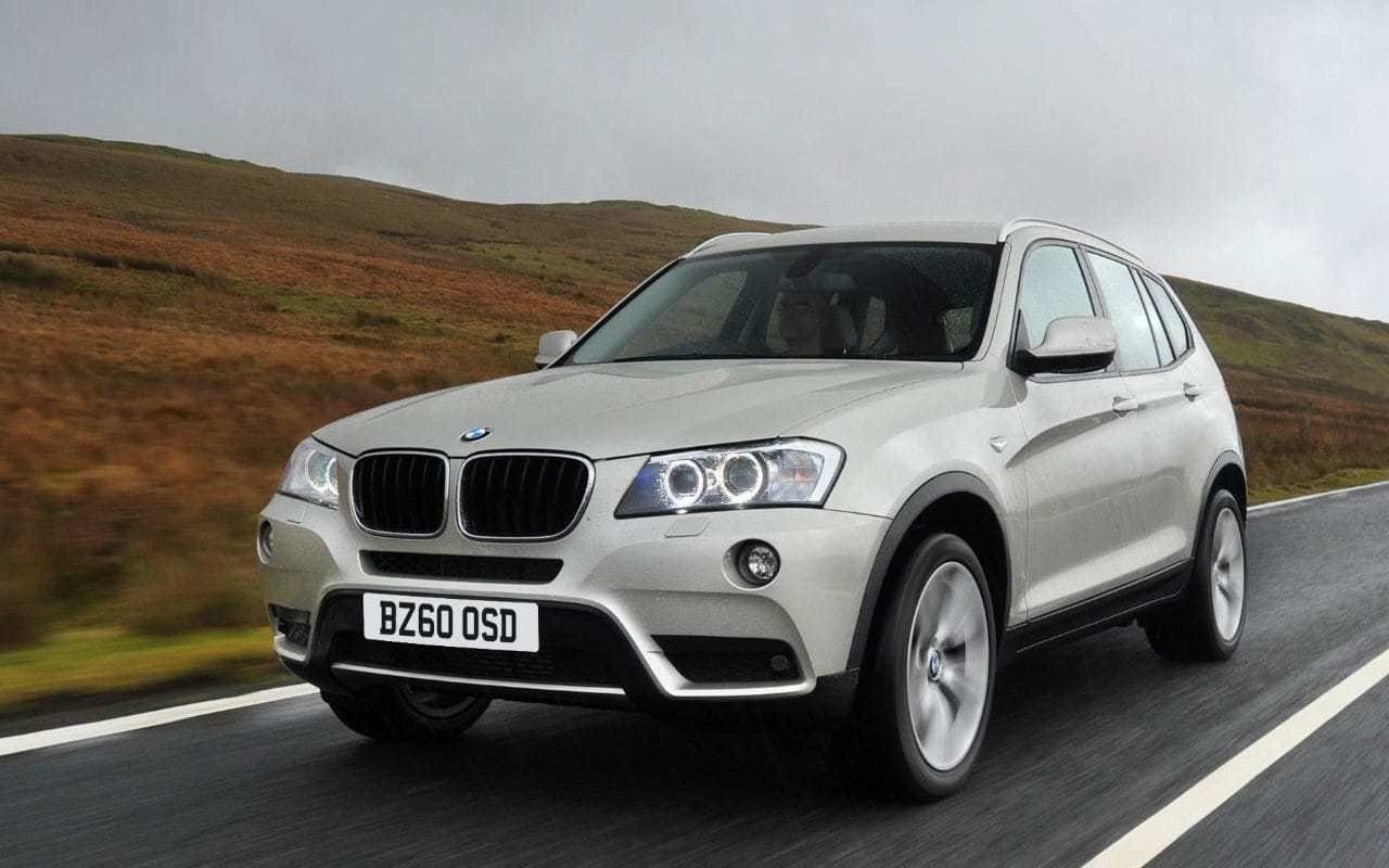 Latest Bmw X3 Review Better Than An Audi Q5 Free Download