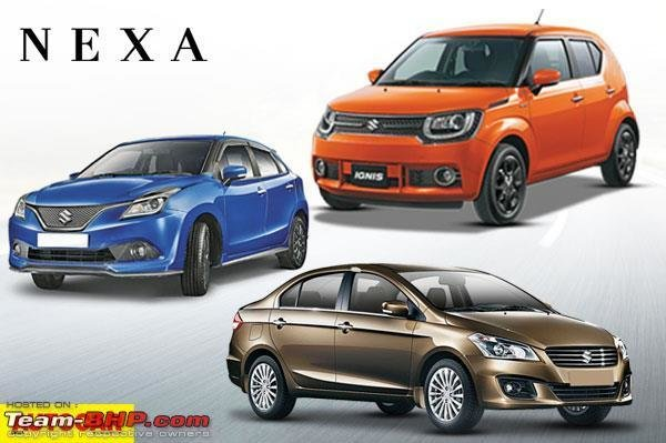 Latest Maruti Opens Nexa Dealerships For Premium Cars Page 26 Free Download