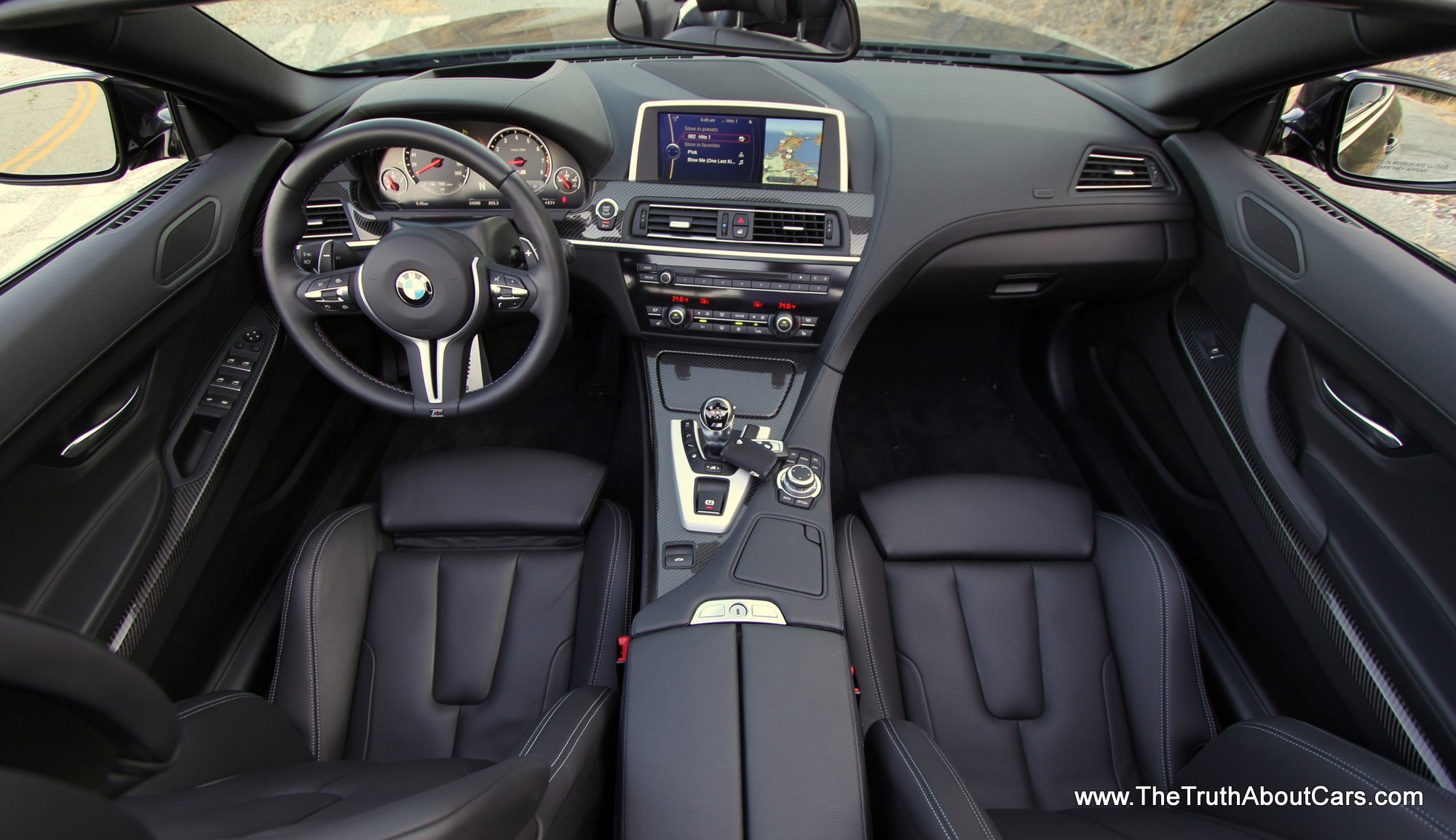 Latest 2012 Bmw M6 Convertible Interior Picture Courtesy Of Free Download