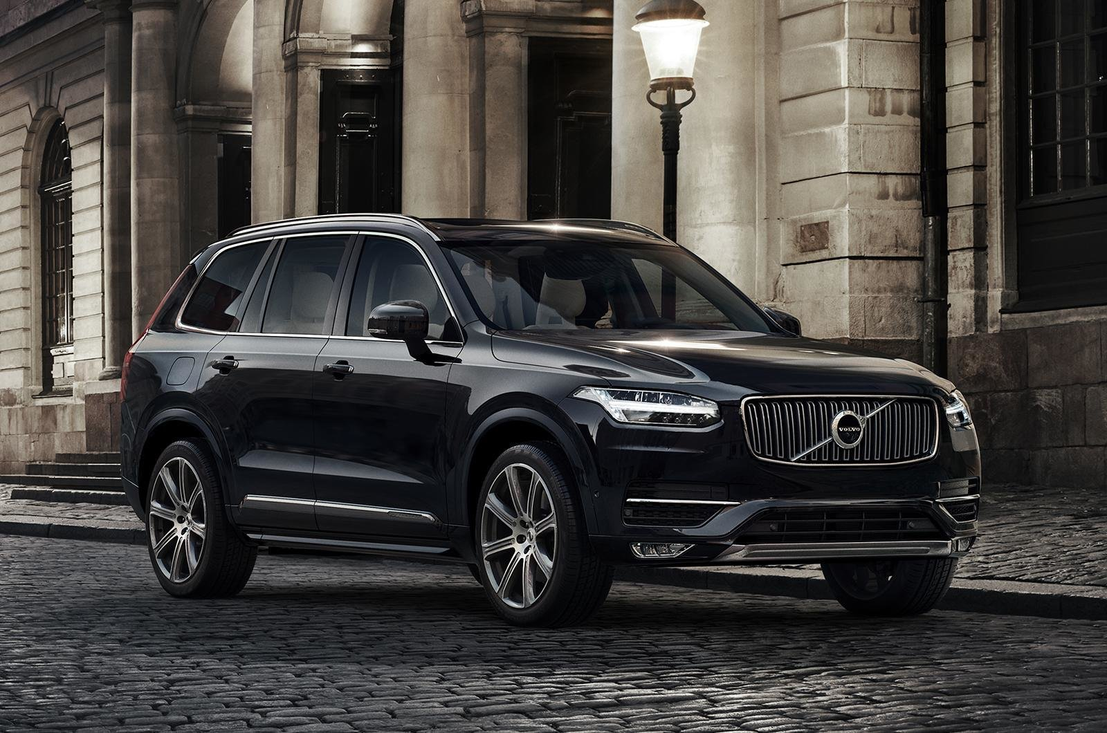 Latest All New Volvo Xc90 Suv Revealed Marks New Beginning For Free Download