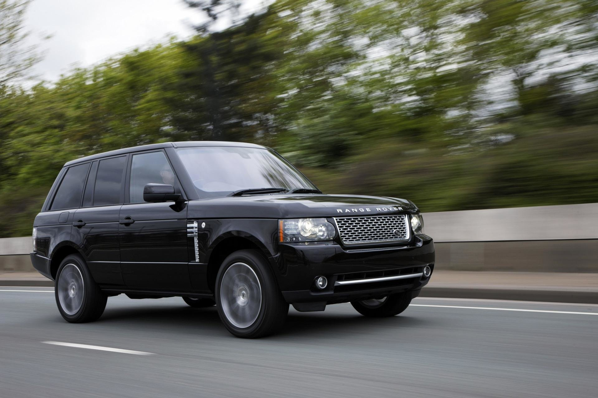 Latest 2011 Land Rover Range Rover Autobiography Black Edition Free Download