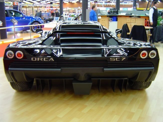 Latest Orca Sc7 Pics – Car News Free Download