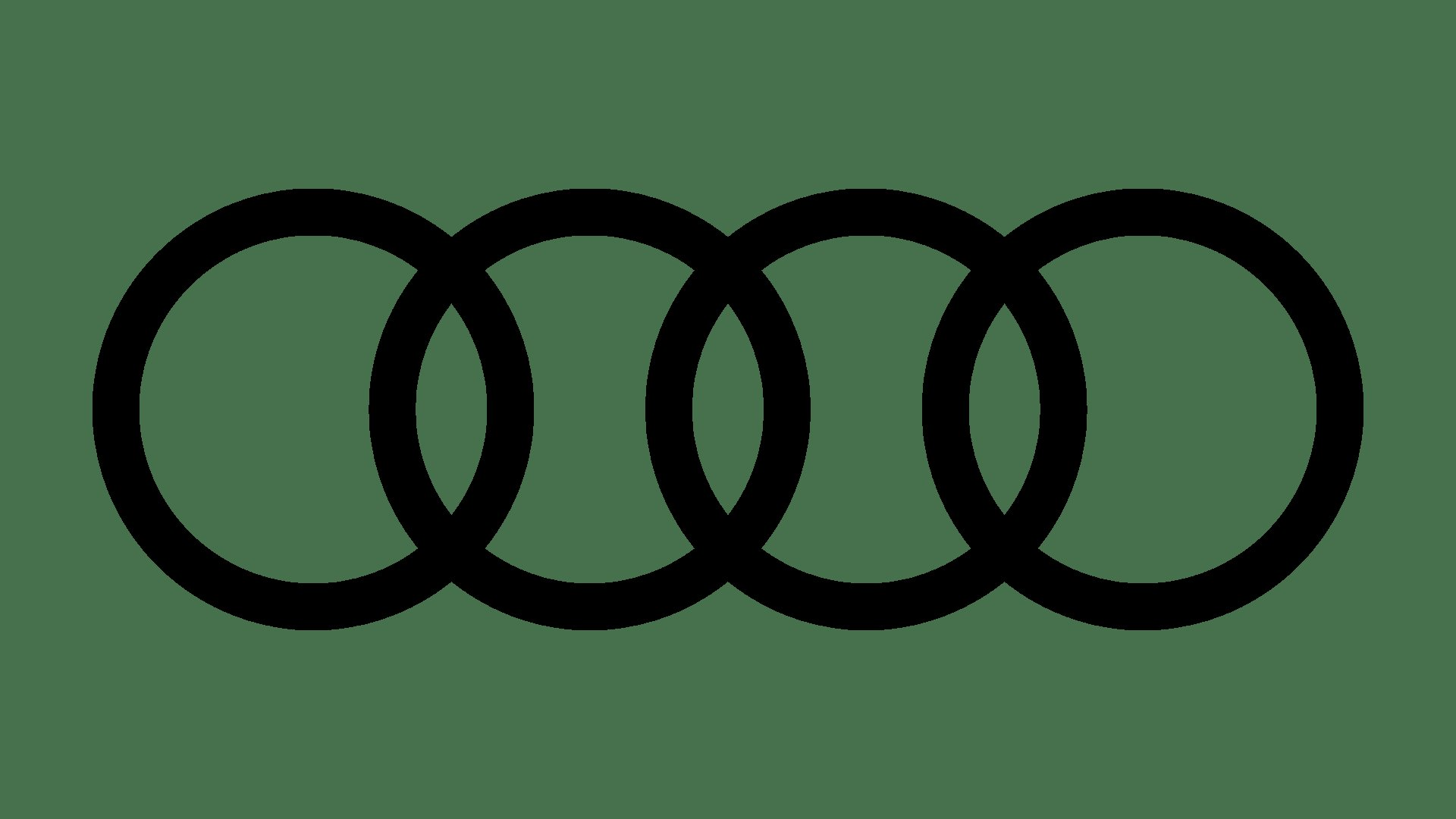 Latest Audi Logo Hd Png Meaning Information Carlogos Org Free Download