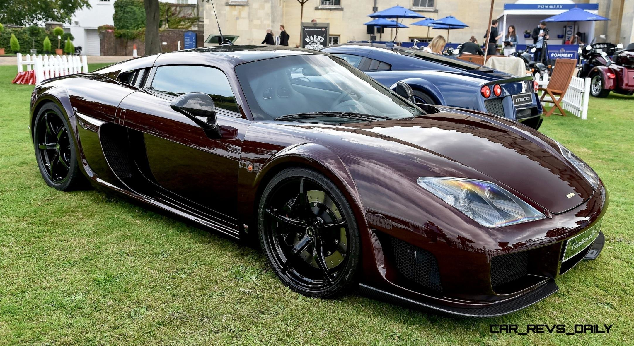Latest 2015 Noble M600 Carbon Sport Takes Supercar Fight To Free Download