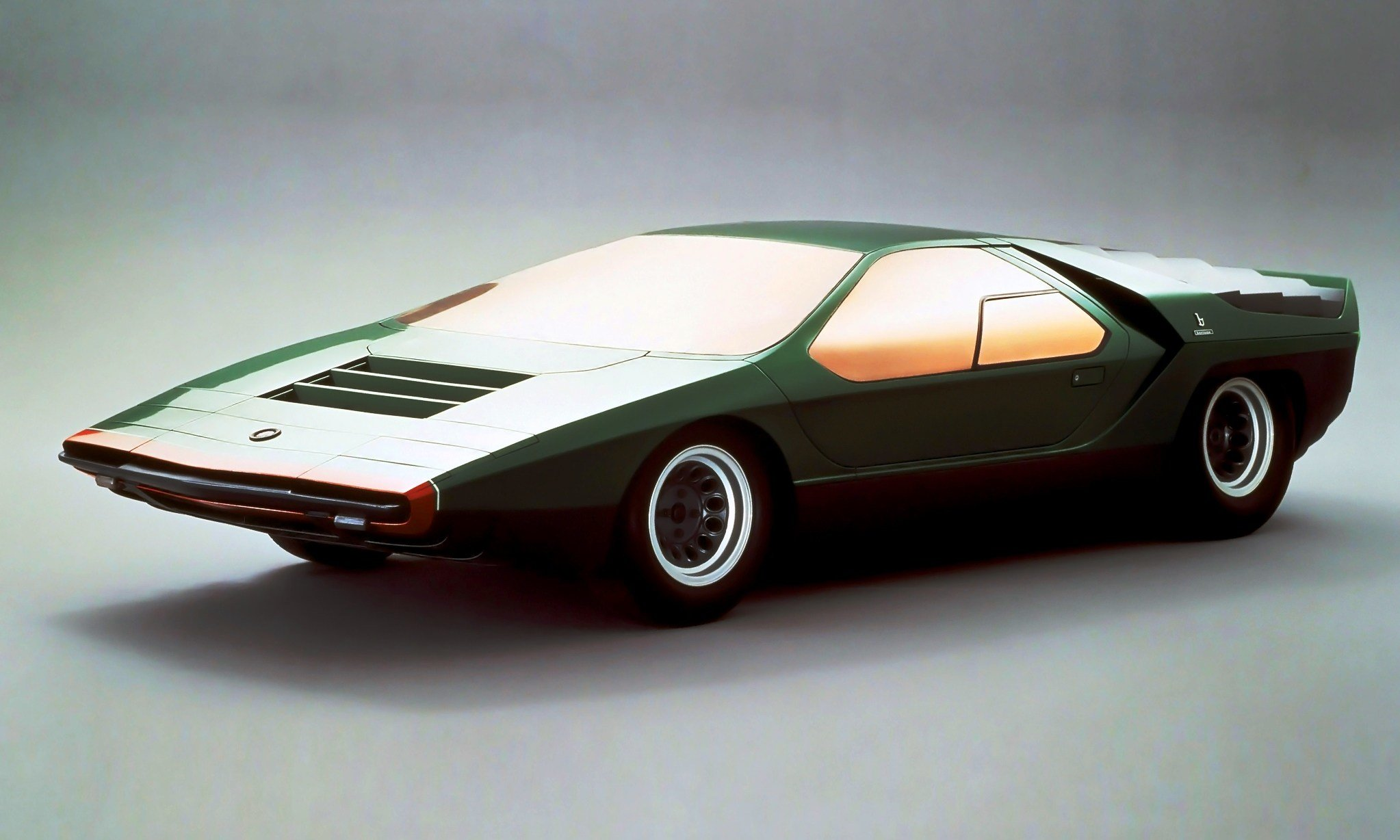 Latest Concept Flashback 1968 Alfa Romeo Carabo By Bertone Free Download