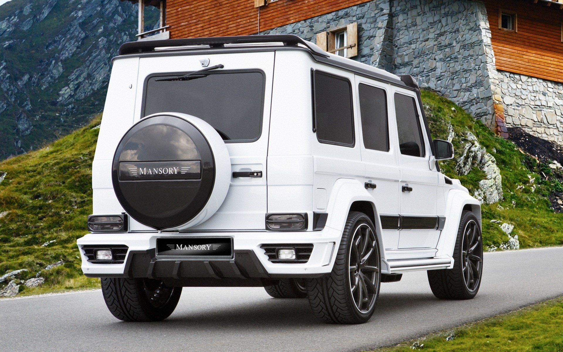 Latest Mansory Gronos 2016 Wallpapers And Hd Images Car Pixel Free Download