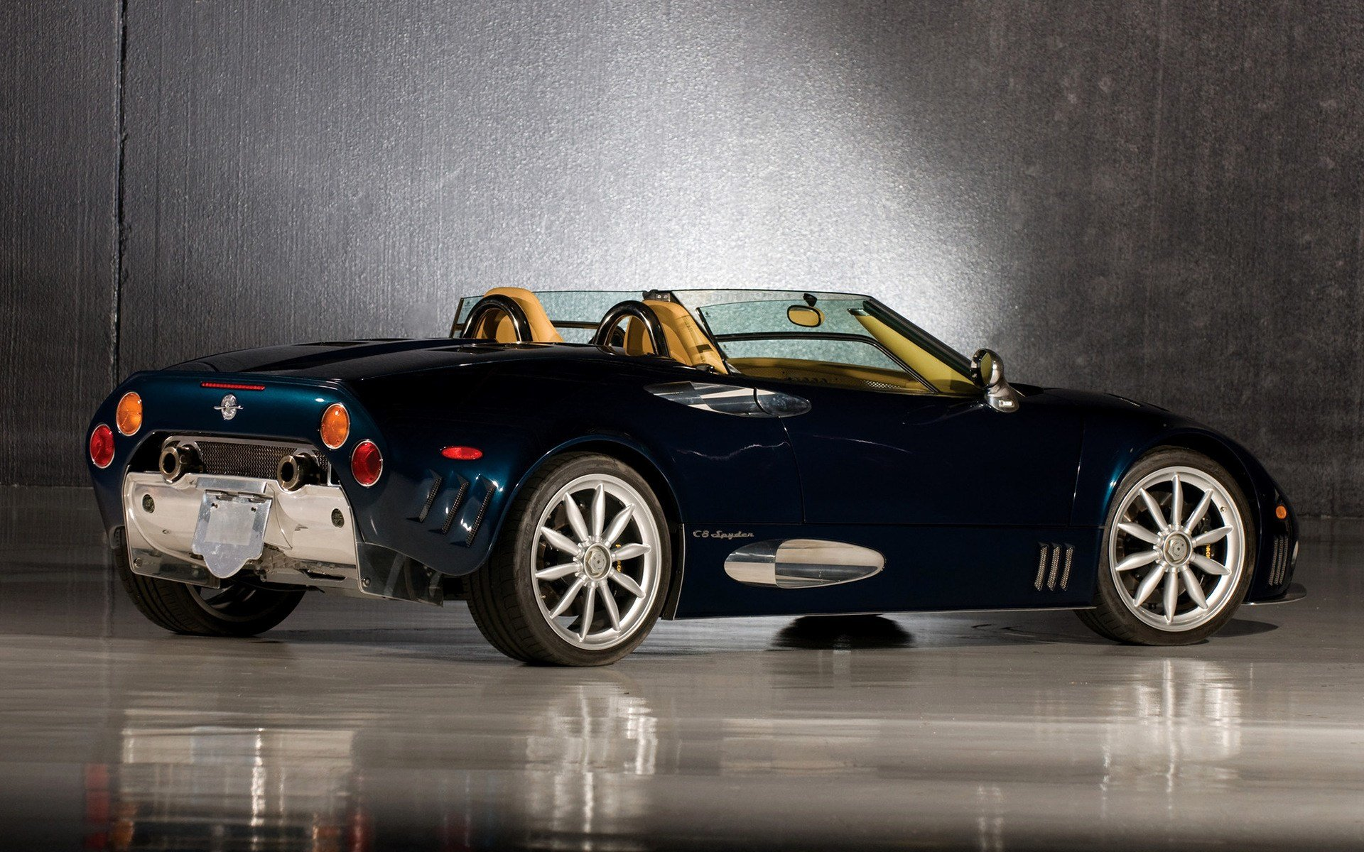 Latest Spyker C8 Spyder 2006 Wallpapers And Hd Images Car Pixel Free Download
