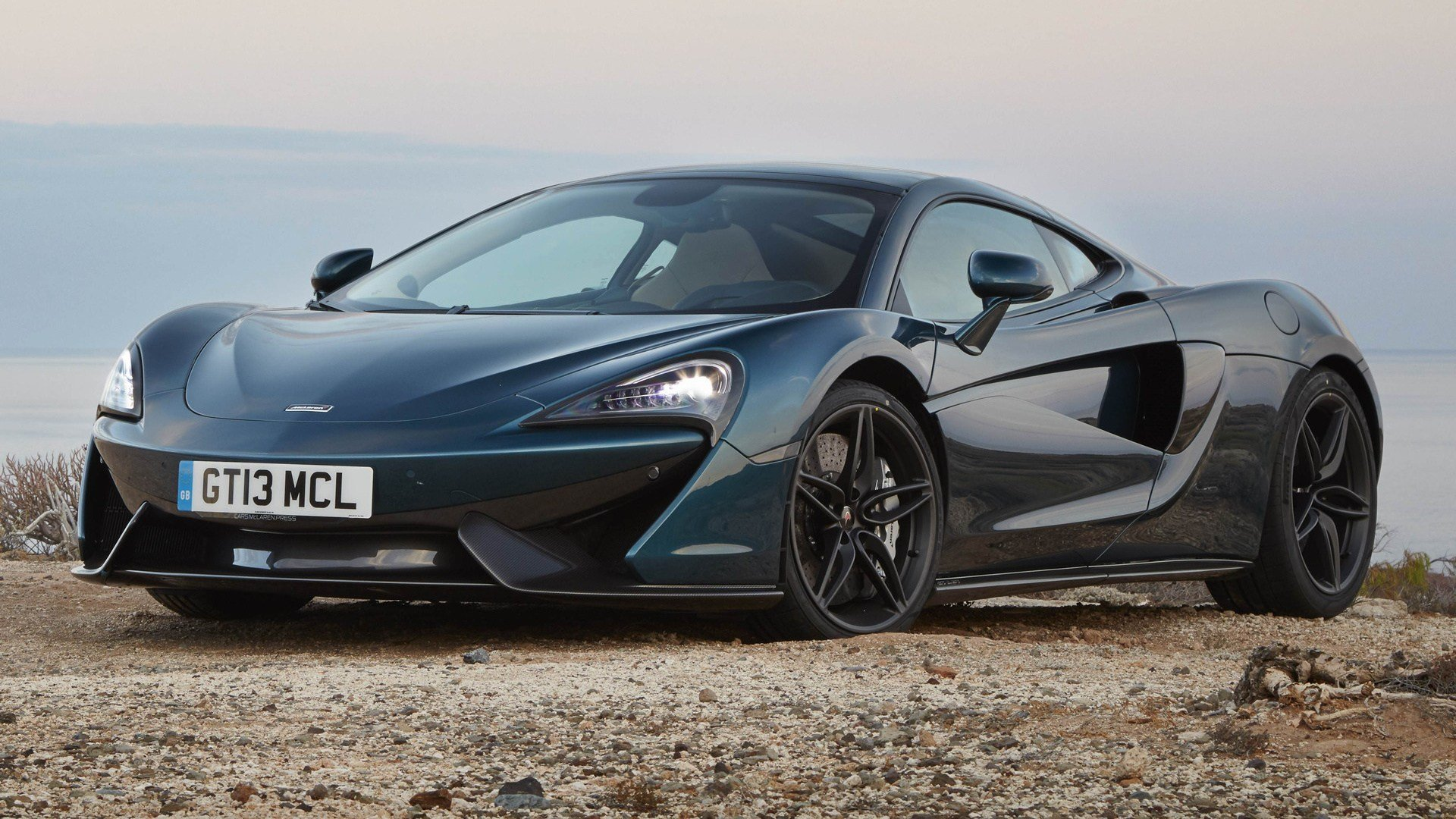 Latest Mclaren 570Gt 2016 Wallpapers And Hd Images Car Pixel Free Download
