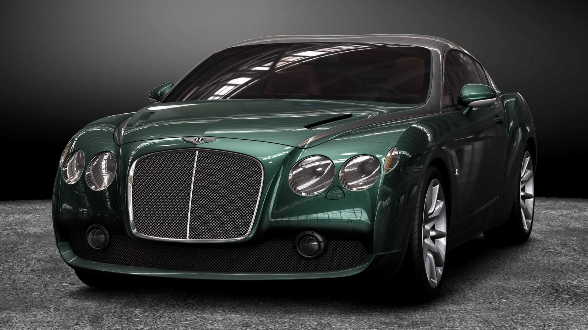 Latest Bentley Gtz 2008 Wallpapers And Hd Images Car Pixel Free Download