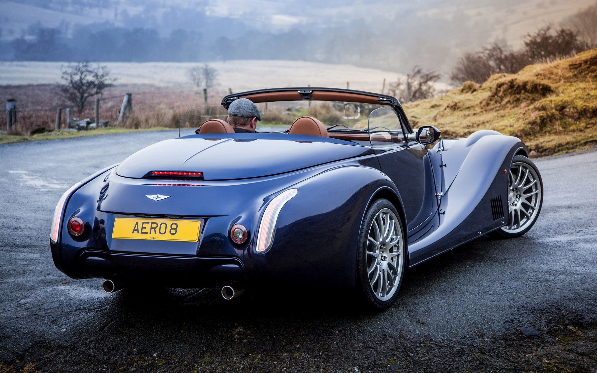Latest Morgan Aero 8 2015 Wallpapers And Hd Images Car Pixel Free Download