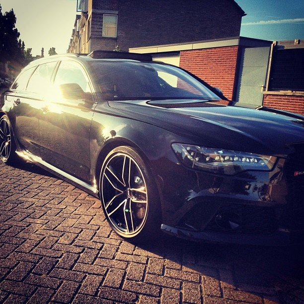 Latest Dj Afrojack S Audi Rs6 Beast Celebrity Cars Blog Free Download