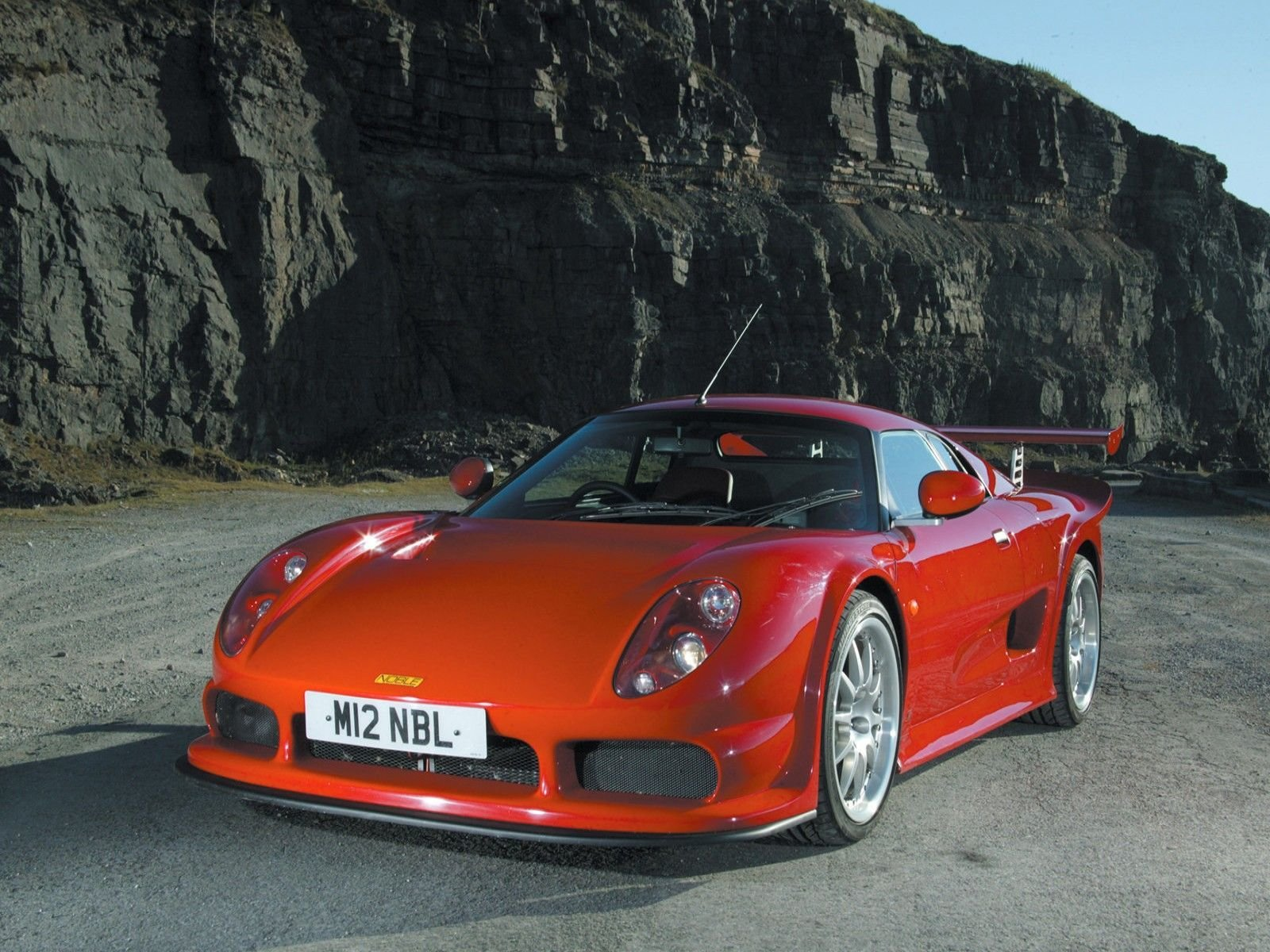 Latest Noble Cars Wallpapers 2003 Noble M12 Gto 3R 01 Wallpaper Free Download