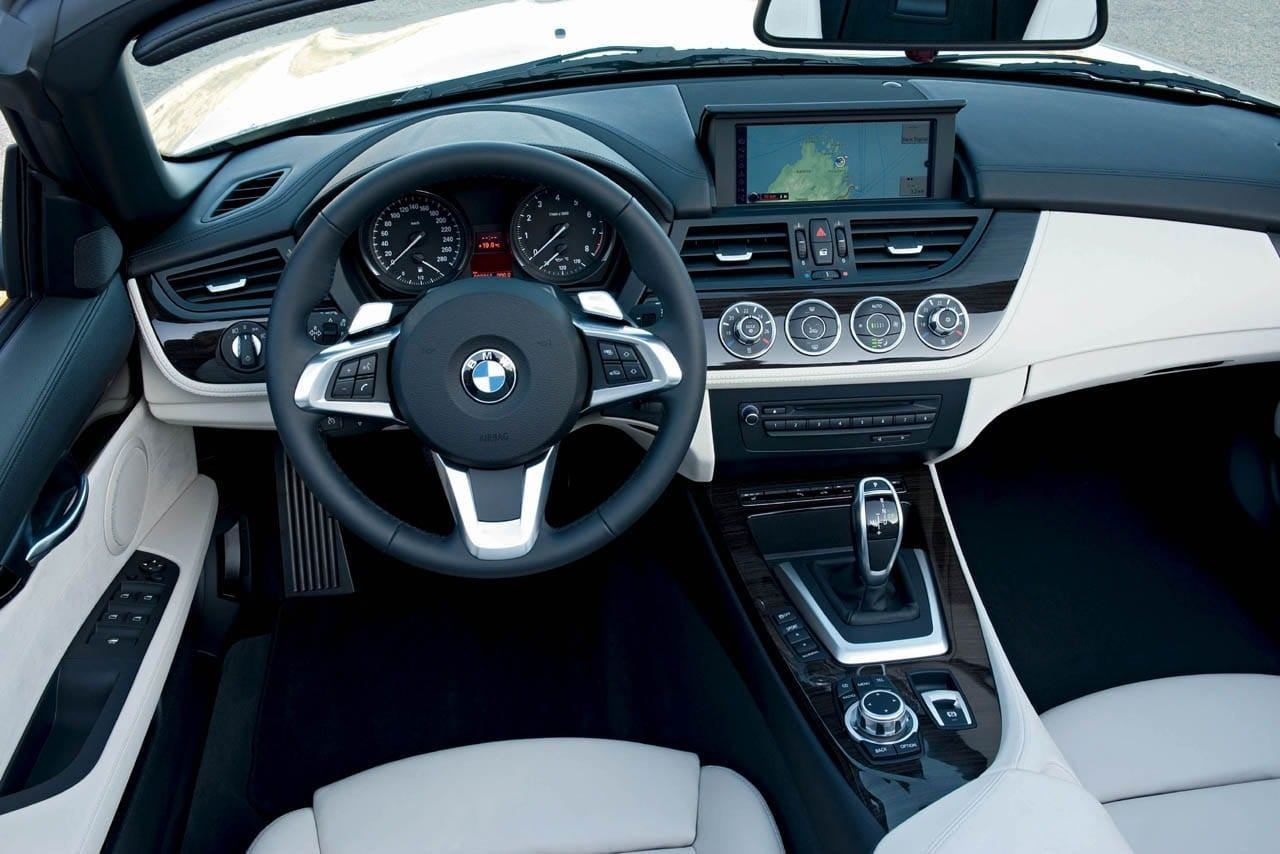 Latest Bmw Z4 2009 Datos Oficiales Diariomotor Free Download