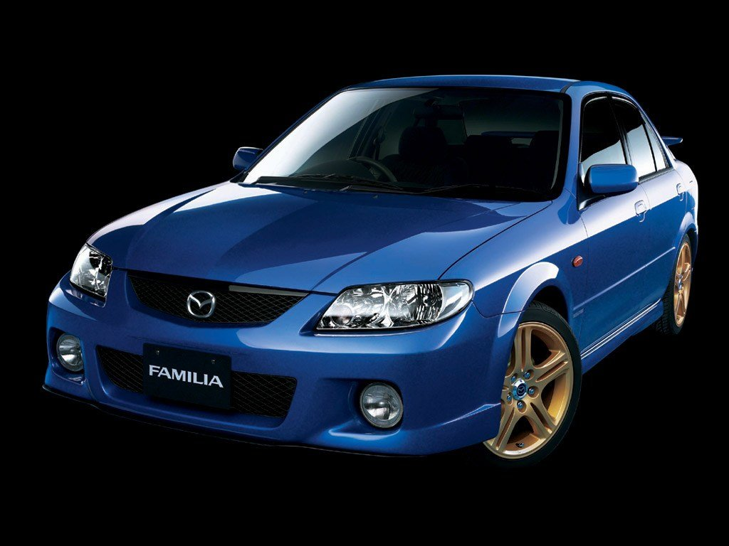 Latest Mazda 323 Protege Pictures Beautiful Cool Cars Wallpapers Free Download