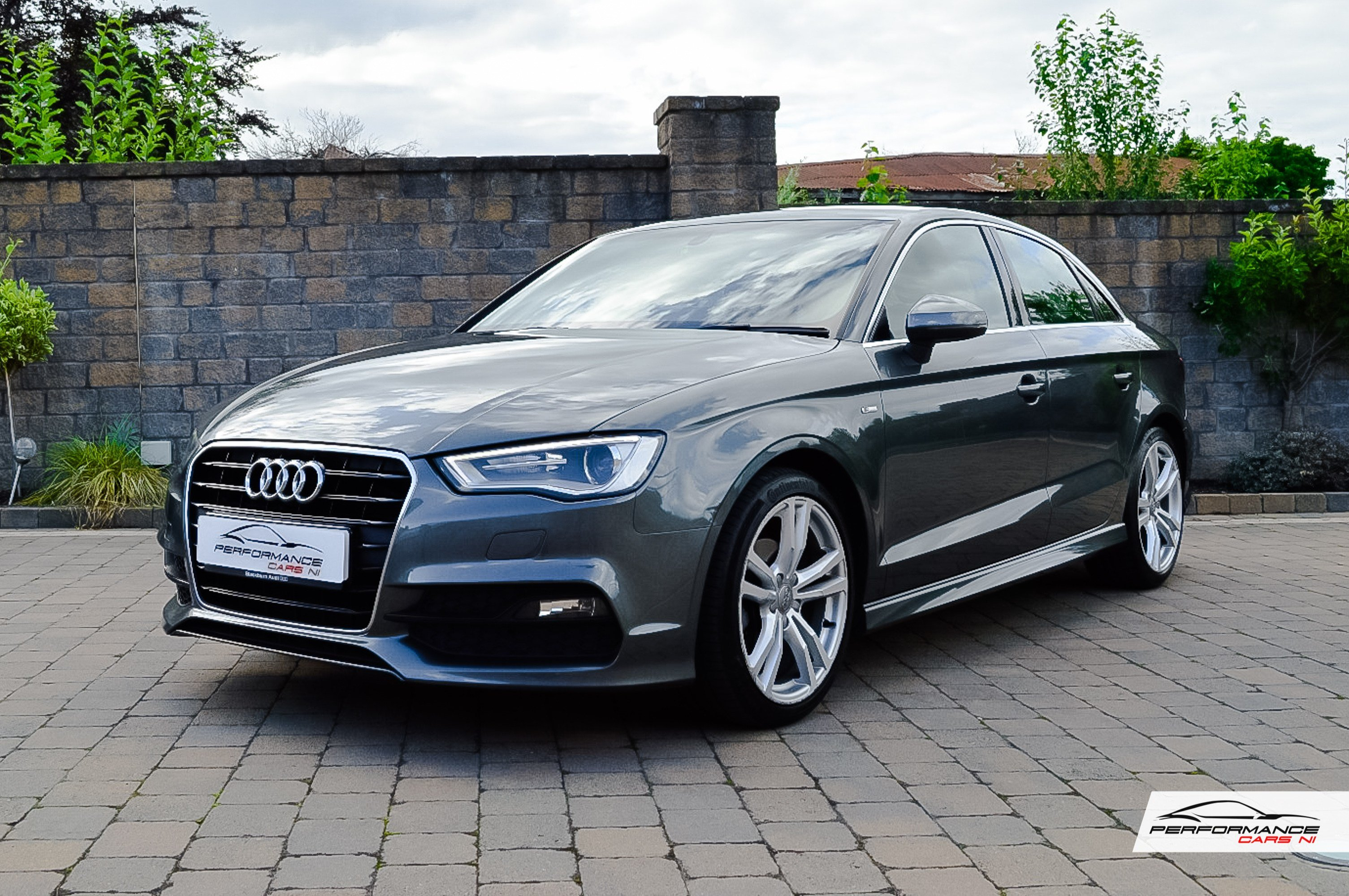 Latest Audi A3 Saloon Performance Cars Ni Passionate About Free Download