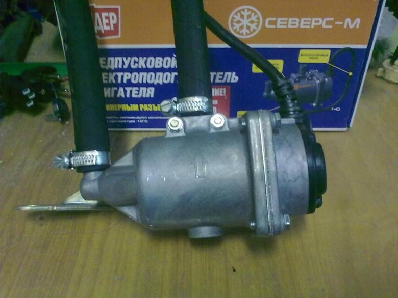 нагреватель двигателя от 220 вольт