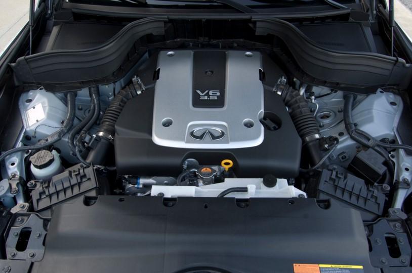 Мотор Infiniti EX35