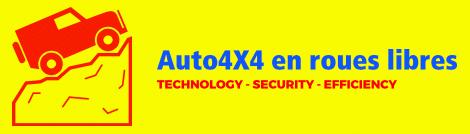 Auto4X4 en roues libres