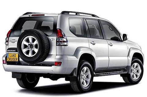 Отзывы о Toyota Land Cruiser Prado 120 (Лэнд Крузер Прадо ...