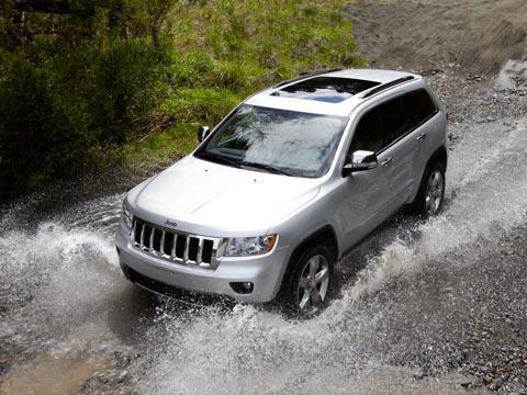 Отзывы о Джип Гранд Чероки 2015 (Jeep Grand Cherokee 2015 ...