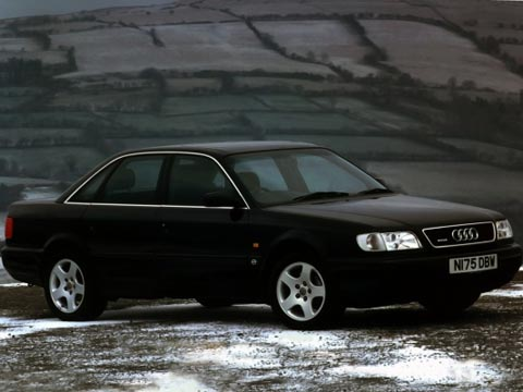 Отзывы о Ауди А6 С4 (Audi A6 C4) с ФОТО, обзор и отзывы ...