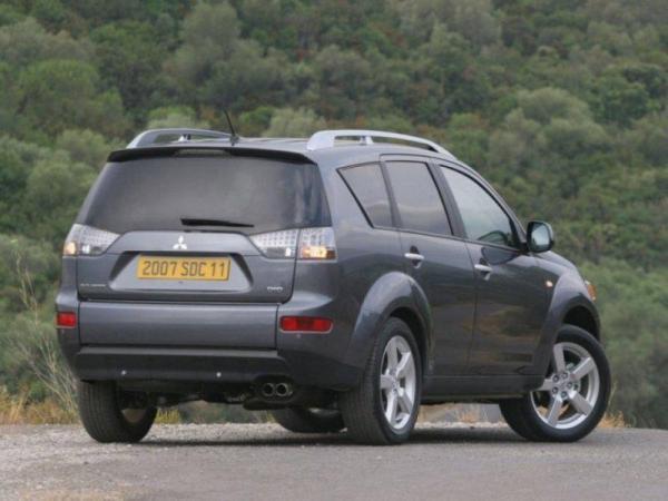 Отзывы о Mitsubishi Outlander (Мицубиси Аутлендер) с ФОТО ...