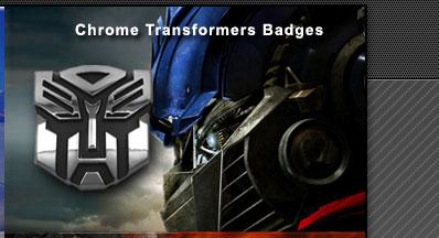 Autobadgez Badges Emblems 3d Chrome Letter Kits And