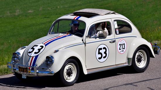 1963 Volkswagen Beetle Herbie the love bug