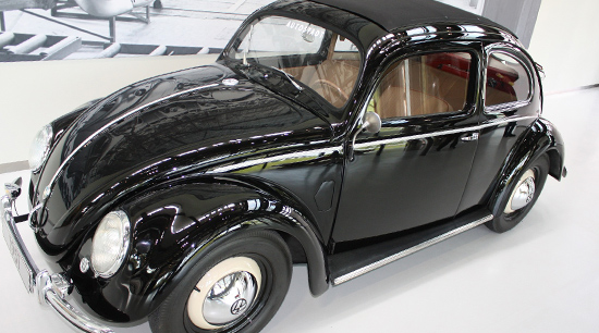 Type 1 Volkswagen Beetle 1938