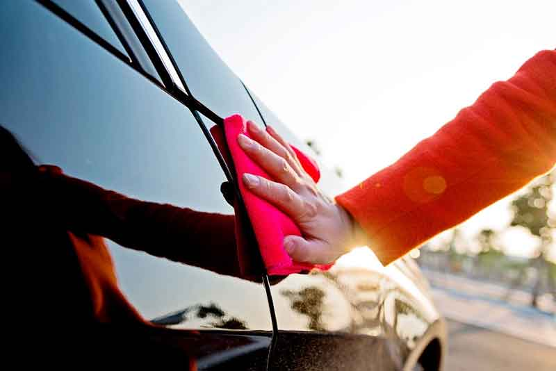 Benefits of waterless car wash