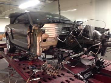 auto body shop repair