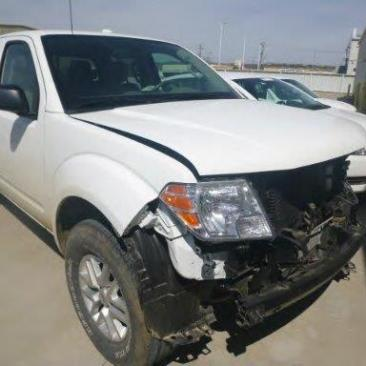 Nissan Frontier: Before