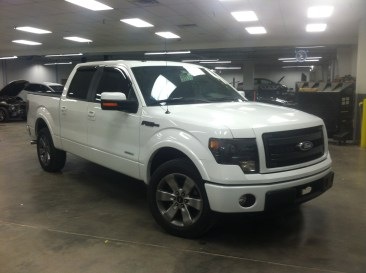 Ford Pick up: After