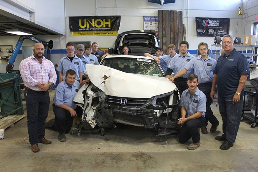 Auto Body Repair Classes In Painted Post Ny Receive