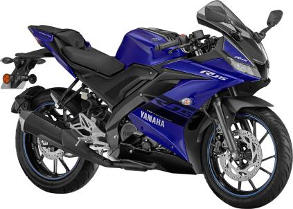 YZF-R15 V3 Racing Blue