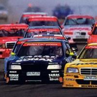 Buchbesprechung – DTM - Deutsche Tourenwagen-Meisterschaft 1984-1996
