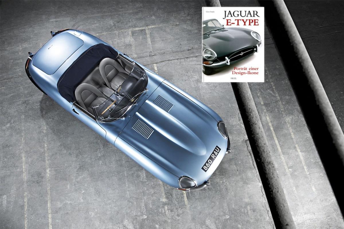 Buchbesprechung – Jaguar E-Type – Portrait einer Design-Ikone