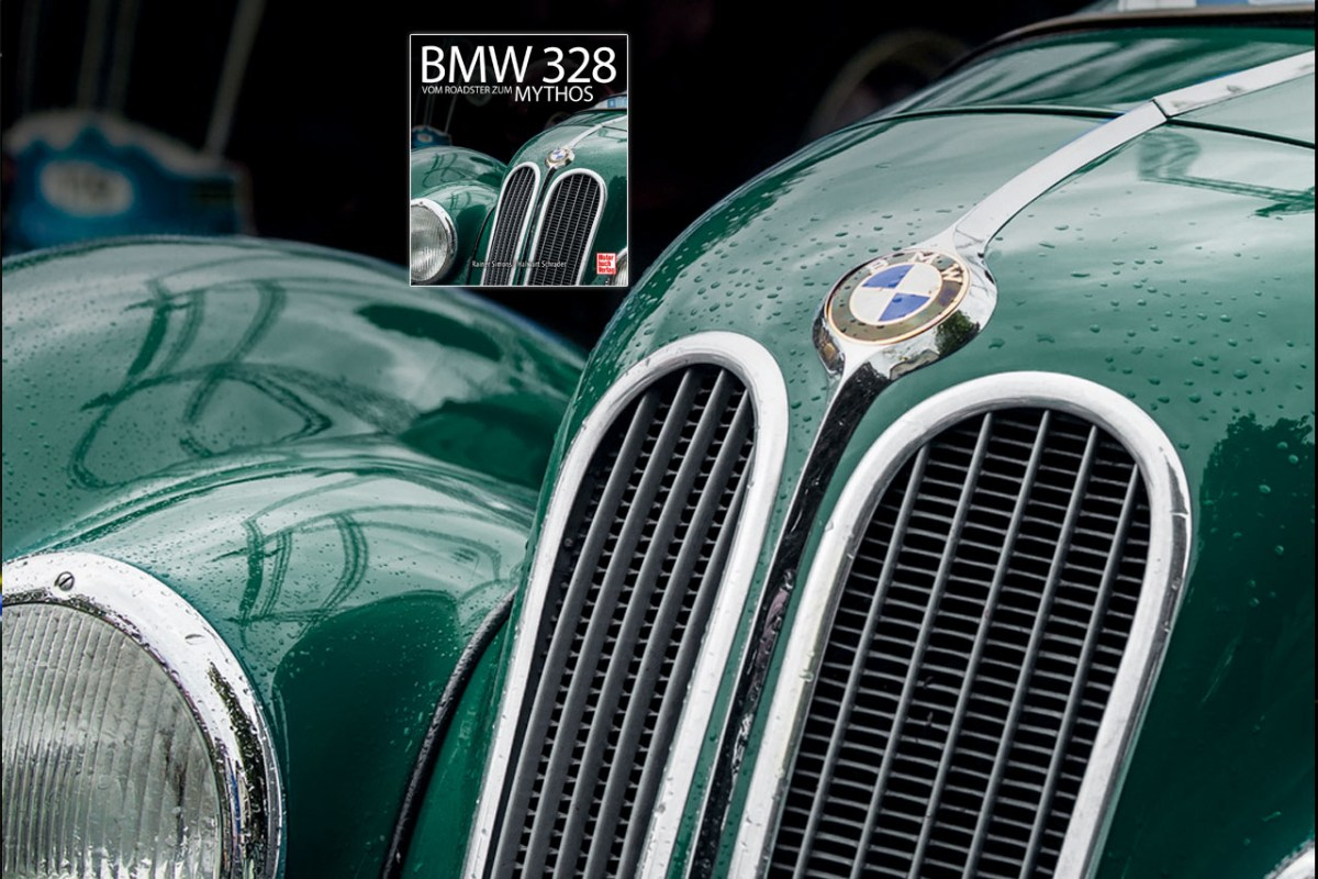 Buchbesprechung – BMW 328 - Vom Roadster zum Mythos