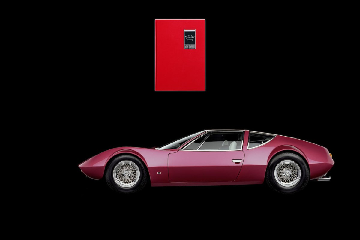 Buch – Monteverdi – Geschichte einer Schweizer Automarke