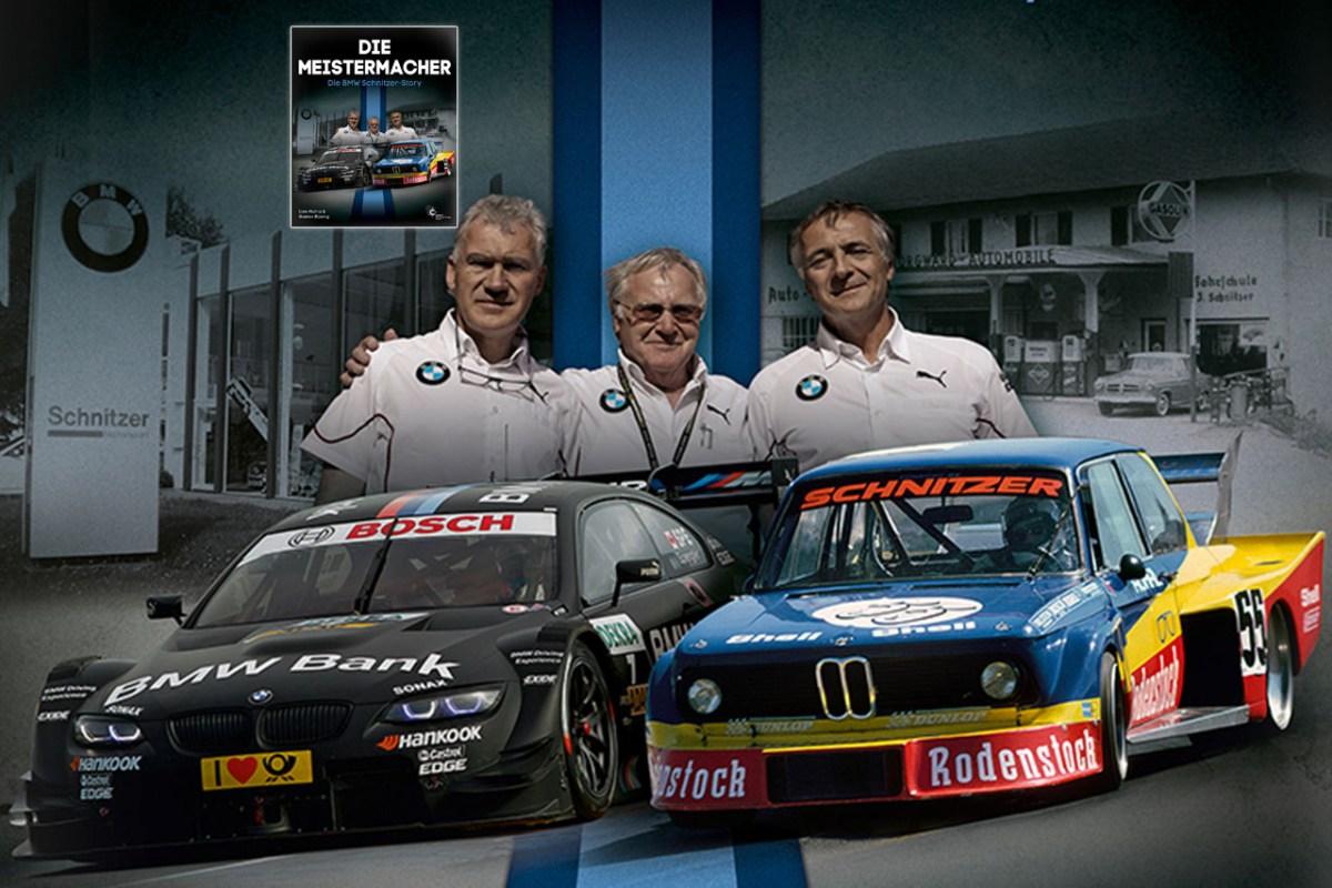 Buch – Die Meistermacher – Die BMW Schnitzer-Story