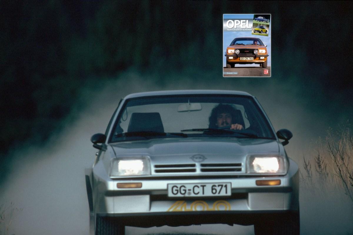 Buch – Opel – Nur fliegen ist schöner