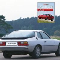 Buch – Porsche 924 – Die perfekte Balance