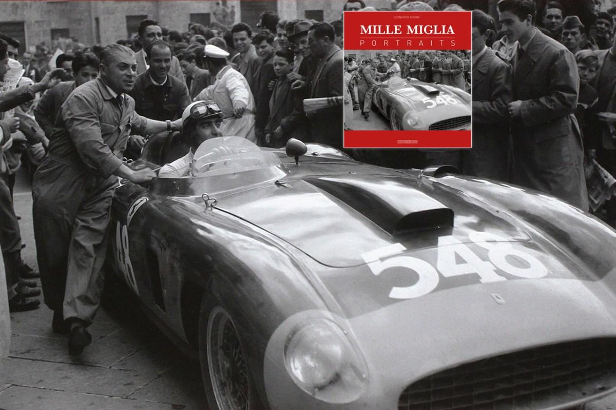 Buch – Mille Miglia Portraits
