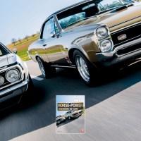 Buch – Horse Power – Legendäre US-Cars
