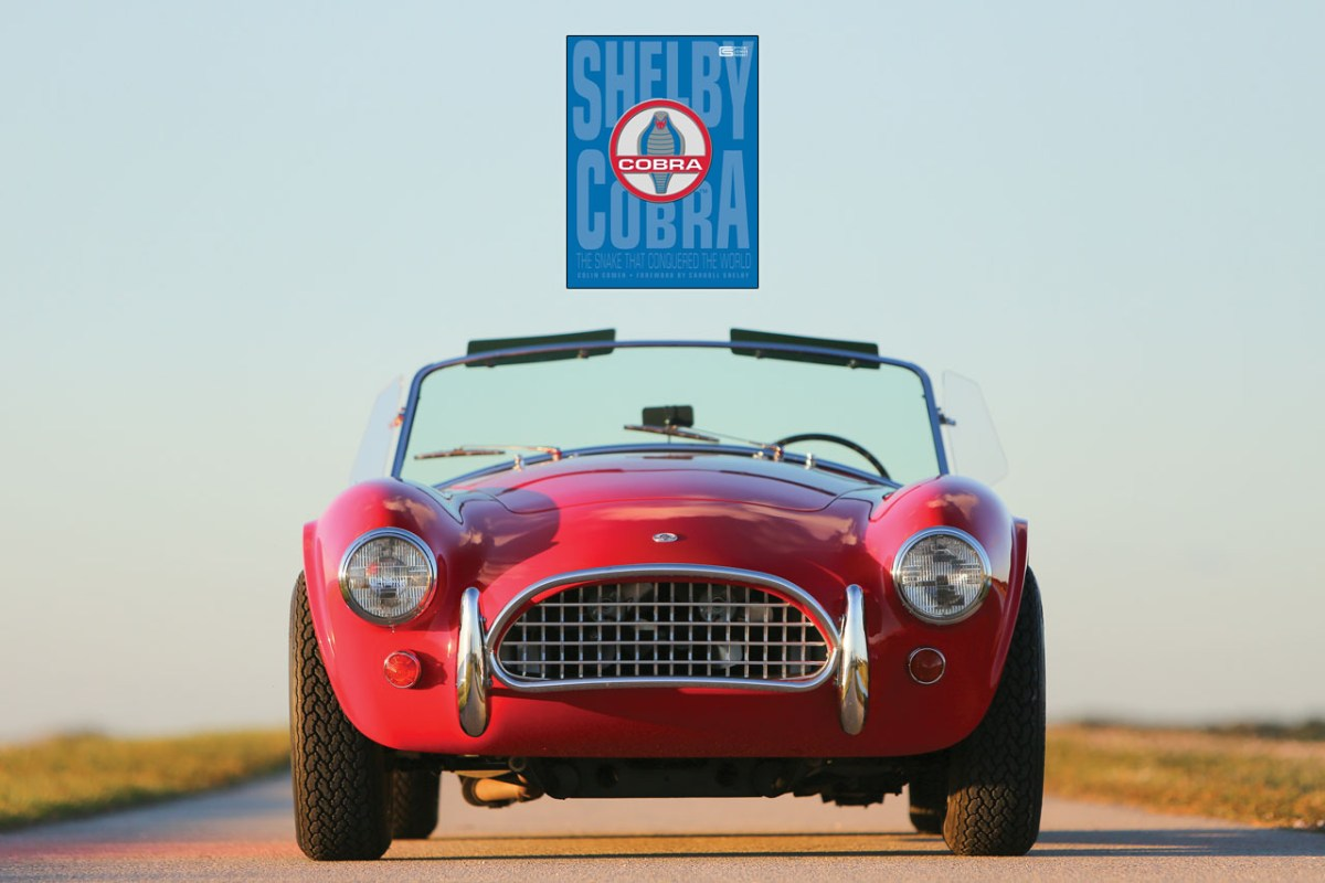 Buch – Shelby Cobra – The Snake that Conquered the World